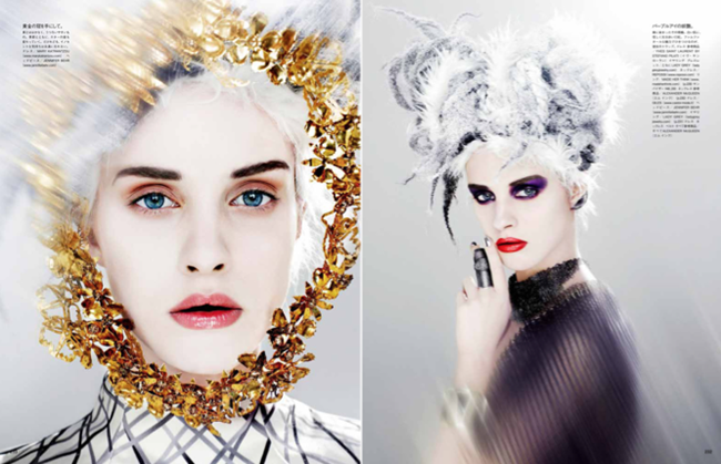 VOGUE JAPAN- When Snow Falls by Kenneth Willardt. January 2012, www.imageamplified.com, Image Amplified (2)