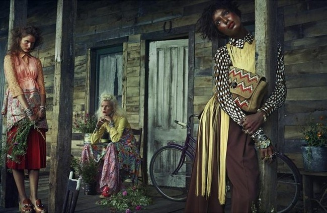 W MAGAZINE- Wild Ones by Emma Summerton. December 2012, www.imageamplified.com, Image Amplified