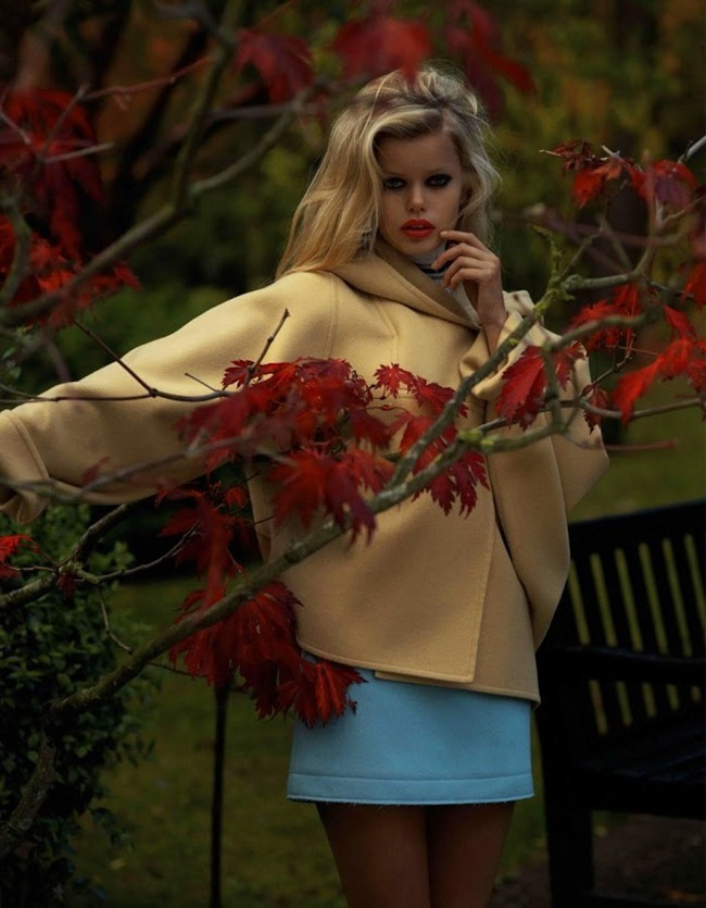 NUMERO MAGAZINE- Frida Aasen in La Foret Enchantee by Sean & Seng. Samuel Francois, www.imageamplified.com, Image Amplified