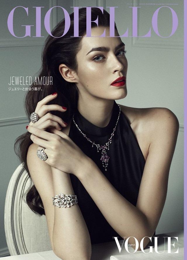 VOGUE JAPAN- Patrycja Gardygajlo in Jeweled Amour by Rene Habermacher. Rena Semba, January 2013, www.imageamplified.com, Image Amplified (5)