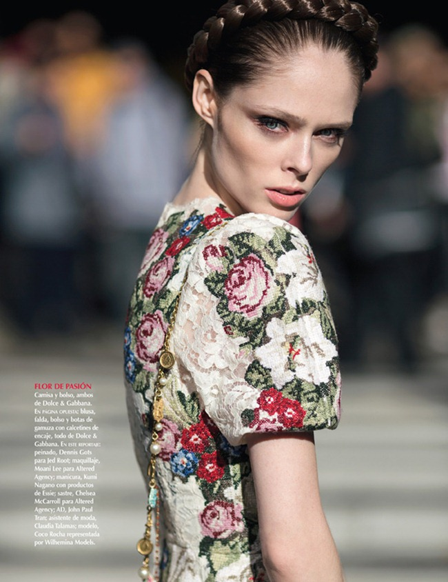 VOGUE MEXICO- Coco Rocha in Gracia Urbana by Dewey Nicks. Sarah Gore-Reeves, December 2012, www.imageamplified.com, Image Amplified (4)