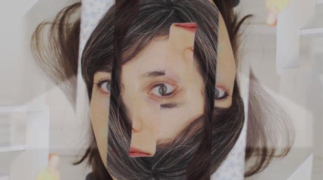 "SOUND CAFFEINE: Julia Holter, ""Goddess Eyes II"" Music Video. Image Amplified www.imageamplified.com"