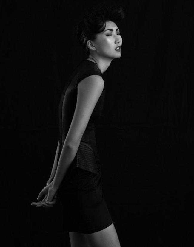 VELOUR MAGAZINE- Fade to Black by Hans Neumann & Bridget Fleming. Claudia Talamas, www.imageamplified.com, Image Amplified