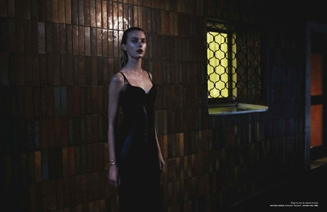 NUMERO MAGAZINE- Sigrid Agren in Nuit Blanche by Yelena Yemchuk. Rebecca Bleynie, January 2013, www.imageamplified.com, Image Amplified (1)