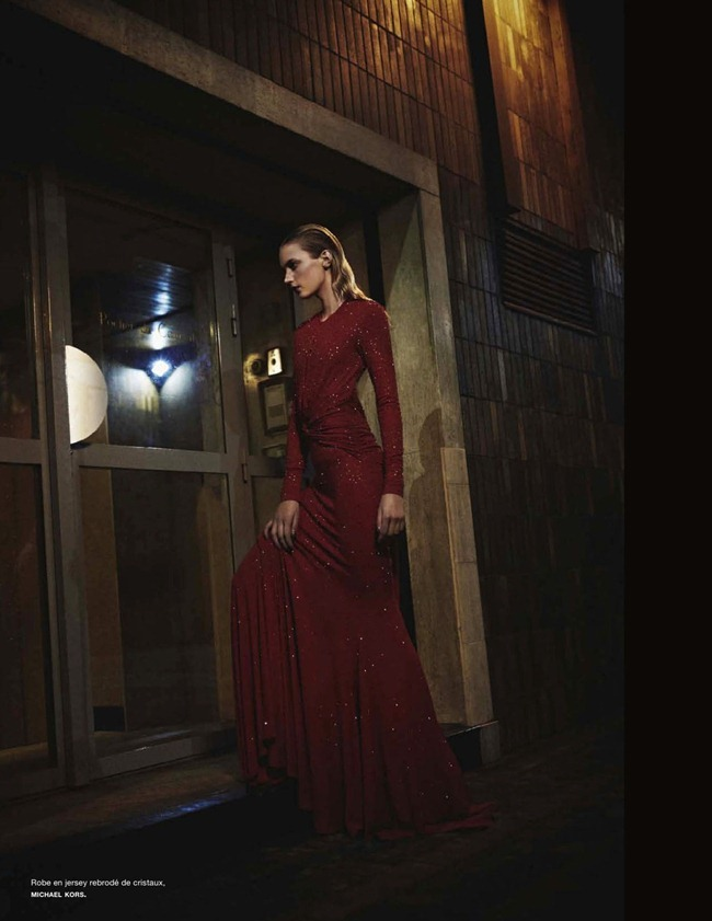 NUMERO MAGAZINE- Sigrid Agren in Nuit Blanche by Yelena Yemchuk. Rebecca Bleynie, January 2013, www.imageamplified.com, Image Amplified (4)