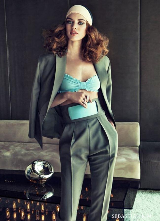 HARPER'S BAZAAR UK- Ten Haken in Who Wears The Trousers$% by SEbastian Kim. Melanie Huynh, January 2013, www.imageamplified.com, Image Amplified (4)