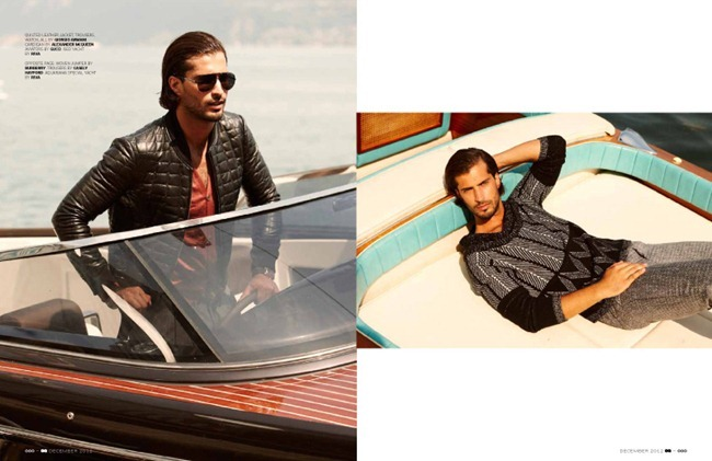 GQ INDIA- Thyago Alves in High Fashion Heist by Adriano Russo. www.imageamplified.com, Image Amplified (2)