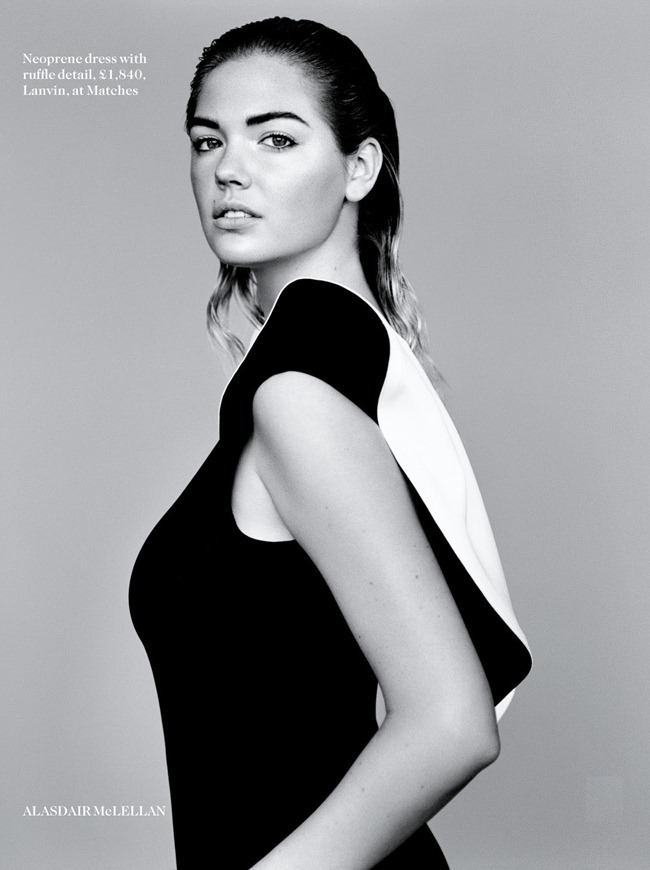 VOGUE UK- Kate Upton in The Wow Factor by Alasdair McLellan. Francesca Burns, January 2013, www.imageamplified.com, Image Amplified (2)