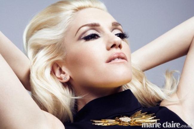 MARIE CLAIRE UK- Gwen Stefani by Dusan Reljin. January 2013, www.imageamplified.com, Image Amplified (3)