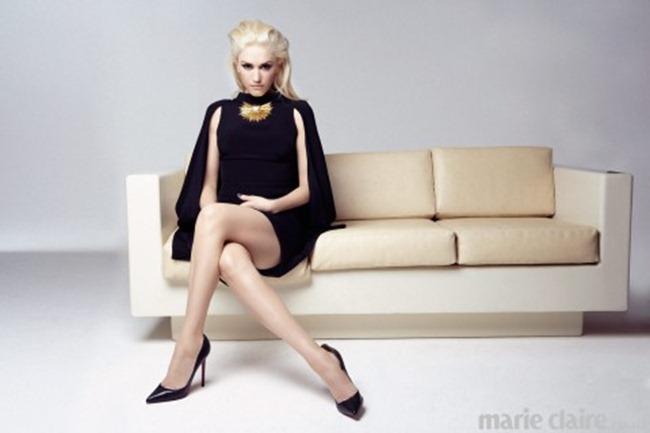 MARIE CLAIRE UK- Gwen Stefani by Dusan Reljin. January 2013, www.imageamplified.com, Image Amplified (4)