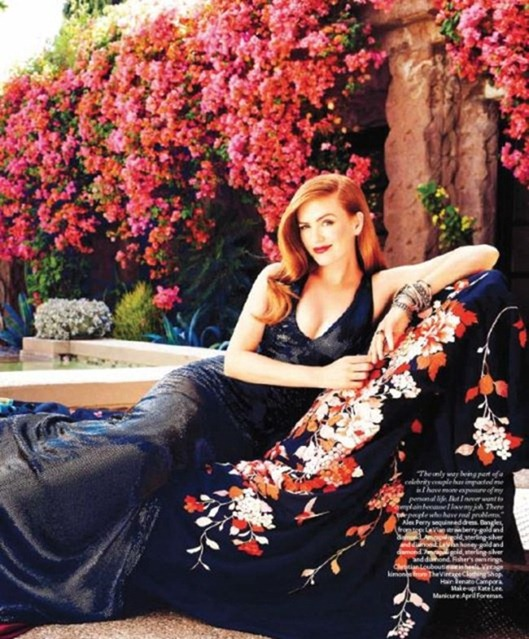 FASHION PHOTOGRAPHY- Isla Fisher for InStyle Australia, December 2012, www.imageamplified.com, Image Amplified (2)