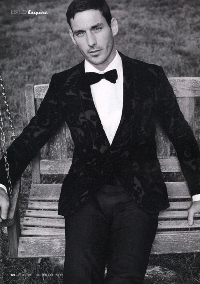 ESQUIRE SPAIN- Andrija Bikic & Vincent Lacrocq in El Hombre Formal by Jenny Gage & Tom Betterton. December 2012, www.imageamplified.com, Image Amplified (5)