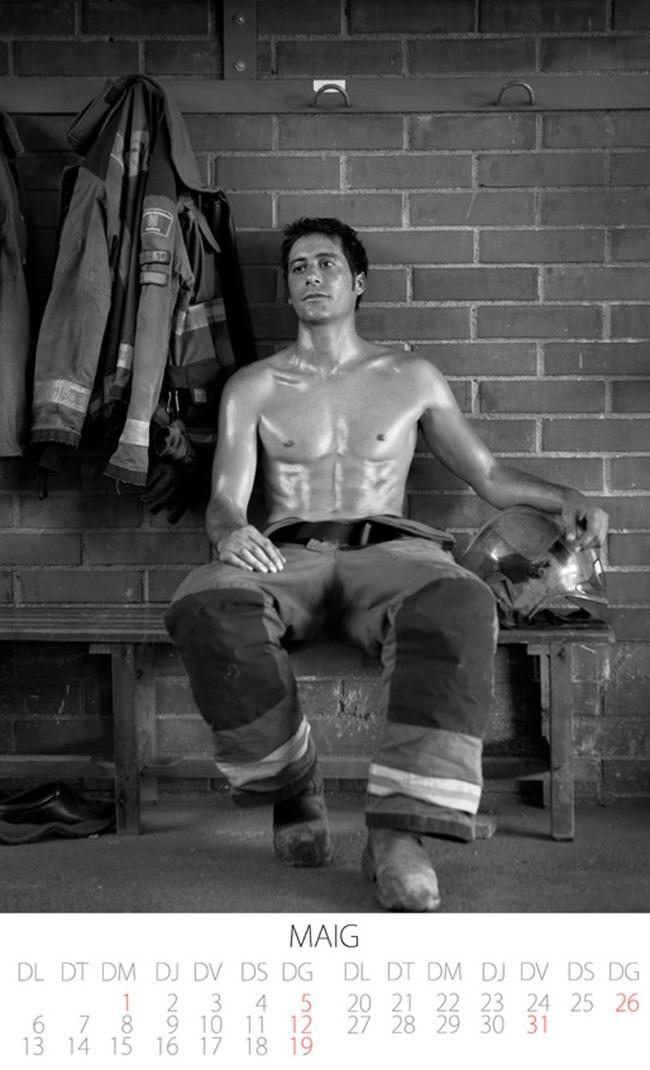 MASCULINE DOSAGE- Firefighters Calendar 2013 by Edu Garcia. www.imageamplified.com, Image Amplified (6)