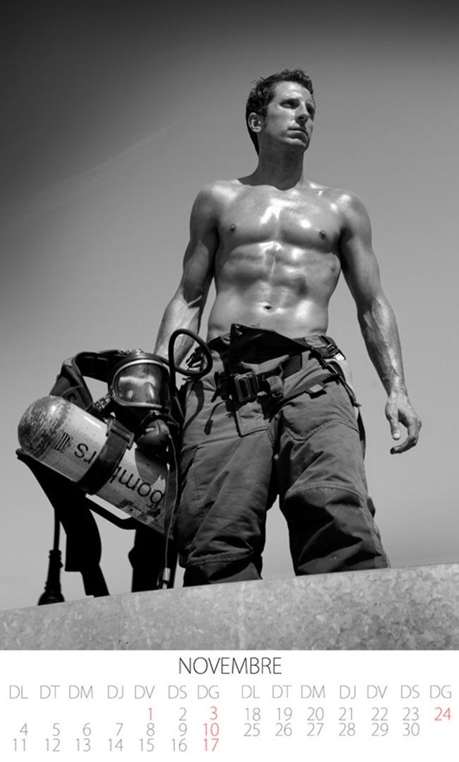 MASCULINE DOSAGE- Firefighters Calendar 2013 by Edu Garcia. www.imageamplified.com, Image Amplified (8)