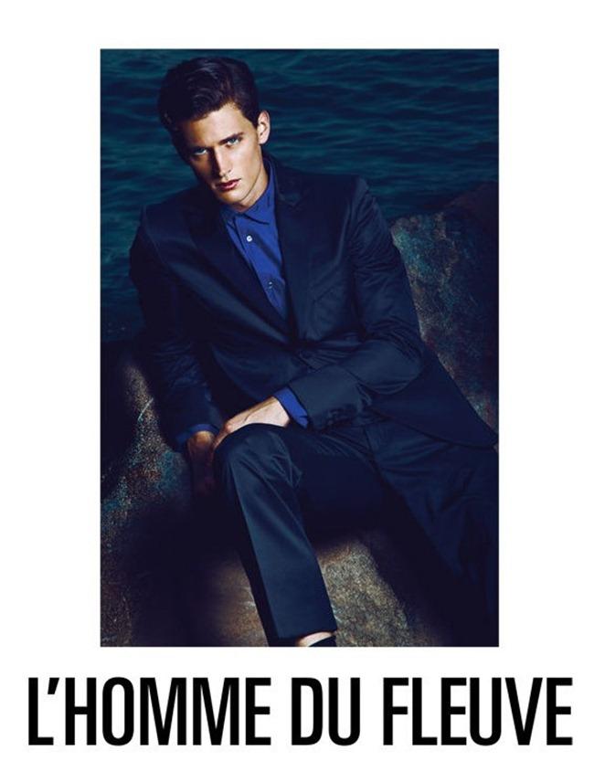 DSECTION MAGAZINE- Garrett Neff in L'Homme Du Fleuve by Renie Saliba. Joseph Episcopo, www.imageamplified.com, Image Amplified (6)
