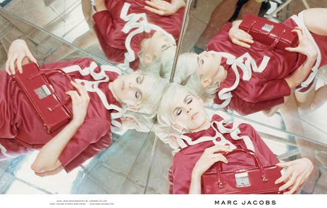 PREVIEW- Ruby Jean Wilson for Marc Jacobs Spring 2013 by Juergen Teller. www.imageamplified.com, Image Amplified