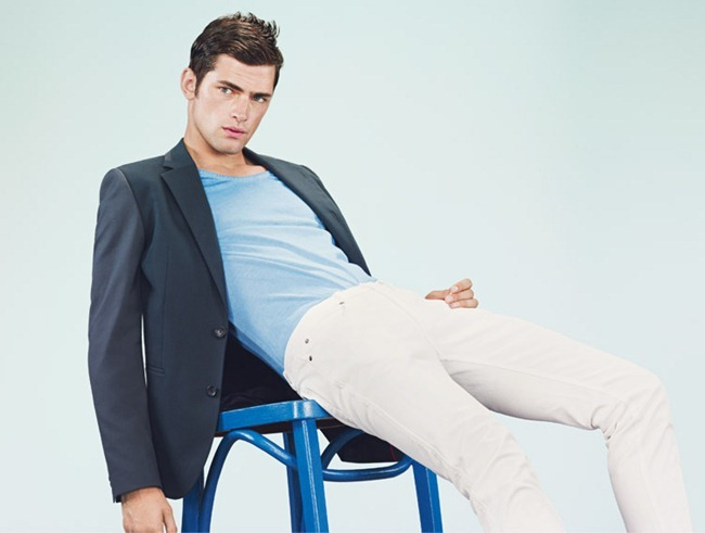 CAMPAIGN- Sean O'Pry for Hugo by Hugo Boss Spring 2013 by Alexei Hay. www.imageamplified.com, Image Amplified (5)