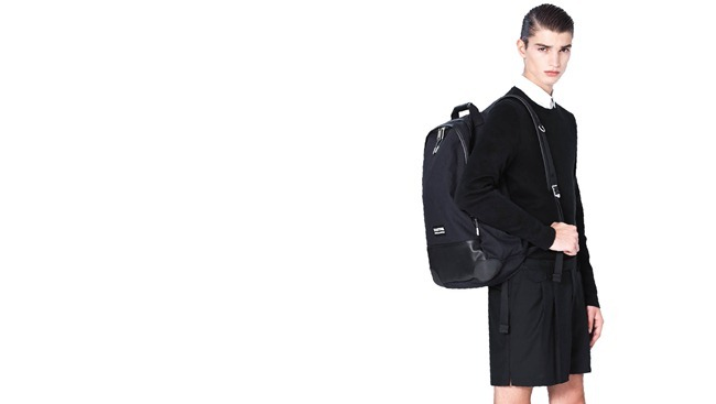 CAMPAIGN- Alexander Ferrario for Eastpak x Kris Van Assche Spring 2013 by Bruno Staub. www.imageamplified.com, Image Amplified (3)