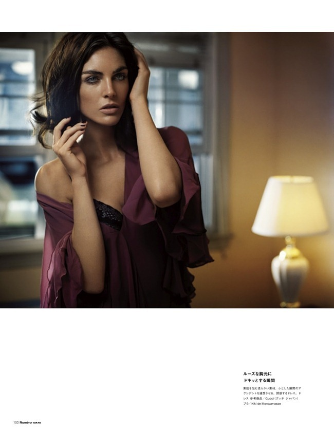 NUMERO TOKYO- Hilary Rhoda by Vincent Peters. Joanne Blades, February 2013, www.imageamplified.com, Image Amplified (3)