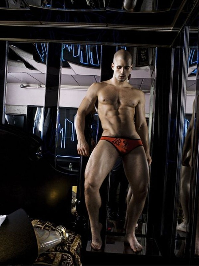 GAY TIMES MAGAZINE- Todd Sanfield by Rick Day. www.imageamplified.com, Image Amplified (1)