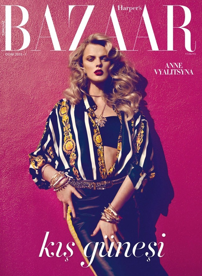 HARPER'S BAZAAR TURKEY- Anne Vyalitsina by Koray Birand. January 2013, www.imageamplified.com, Image Amplified (15)