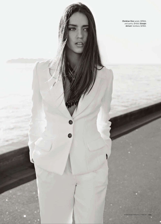 HARPER'S BAZAAR AUSTRALIA- Gabby Westbrook-Patrick in Sea & Be Seen by Justin Ridler. Thelma McQuillan, January 2013, www.imageamplified.com, Image Amplified (3)