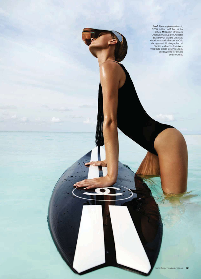 HARPER'S BAZAAR AUSTRALIA- Annabella Barber in Wave Rider by Simon Lekias. Thelma McQuillan, January 2013, www.imageamplified.com, Image Amplified (7)
