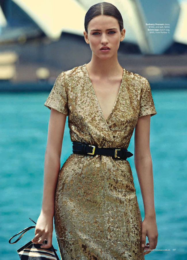 HARPER'S BAZAAR AUSTRALIA- Gabby Westbrook-Patrick in Sea & Be Seen by Justin Ridler. Thelma McQuillan, January 2013, www.imageamplified.com, Image Amplified (7)