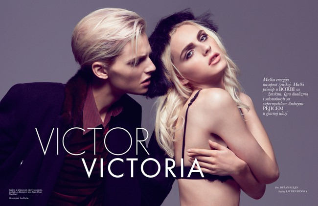 ELLE SERBIA- Andrej Pejic by Dusan Reljin. Lauren Bensky, January 2013, www.imageamplified.com, Image Amplified (1)