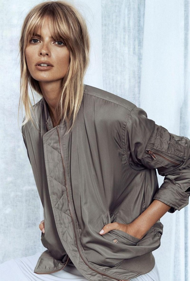 CAMPAIGN- Julia Stegner & Clement Chabernaud for Filippa K Spring 2013 by Lachlan Bailey. www.imageamplified.com, Image Amplified