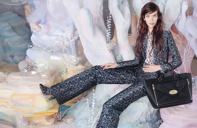 CAMPAIGN- Meghan Colison for Mulberry Spring 2013 by Tim Walker. www.imageamplified.com, Image Amplified (4)