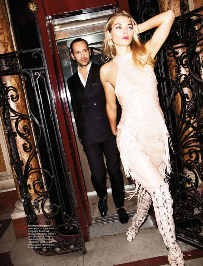 HARPER'S BAZAAR AUSTRALIA- Jessica Hart & Massimiliano Giornetti in Fashion's Best Kept Secret by Magnus Unnar. January 2013, Darcy Backlar, www.imageamplified.com, Image Amplified (5)