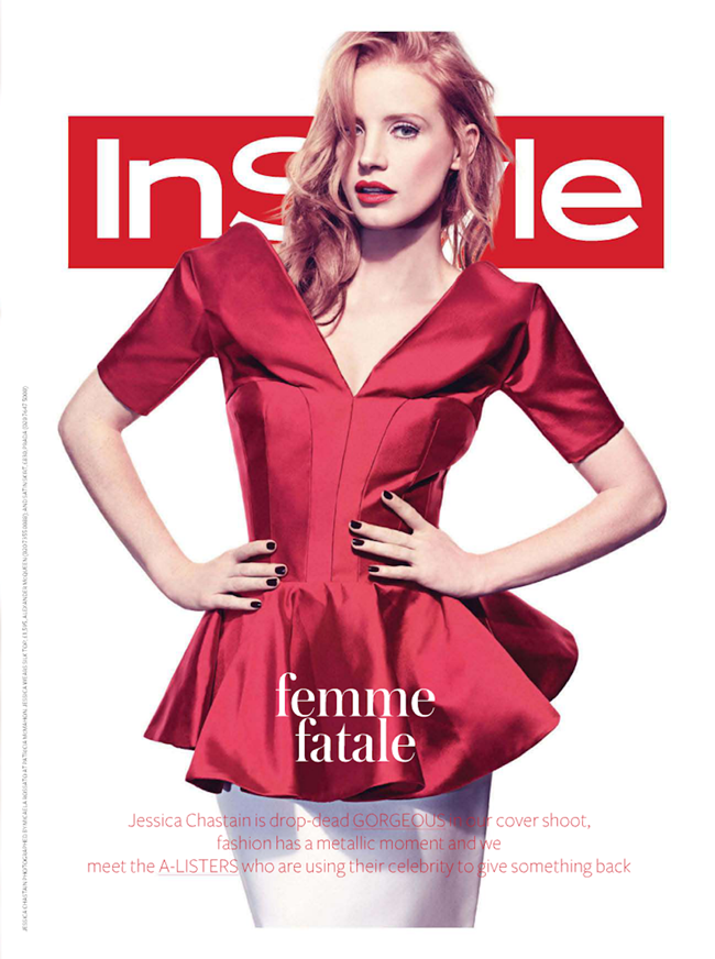 INSTYLE UK- Jessica Chastain in Red Alert by Micaela Rossato. Amanda Bellan, February 2013, www.imageamplified.com, Image Amplified (1)