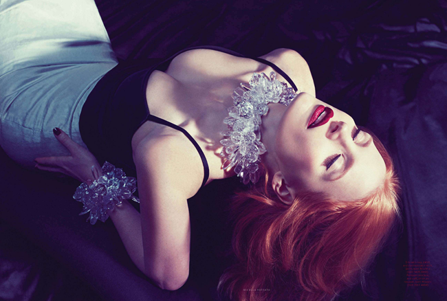 INSTYLE UK- Jessica Chastain in Red Alert by Micaela Rossato. Amanda Bellan, February 2013, www.imageamplified.com, Image Amplified (7)