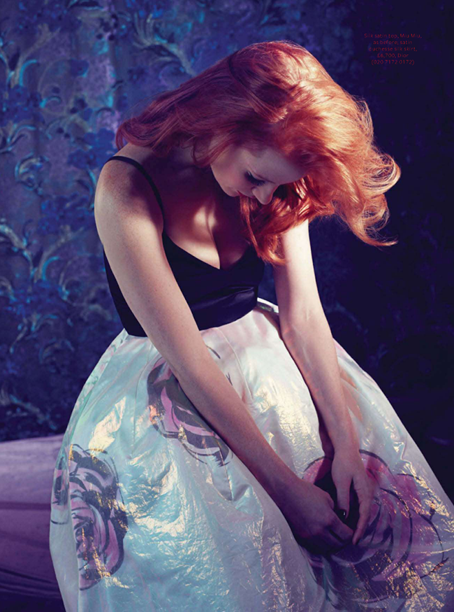 INSTYLE UK- Jessica Chastain in Red Alert by Micaela Rossato. Amanda Bellan, February 2013, www.imageamplified.com, Image Amplified (9)