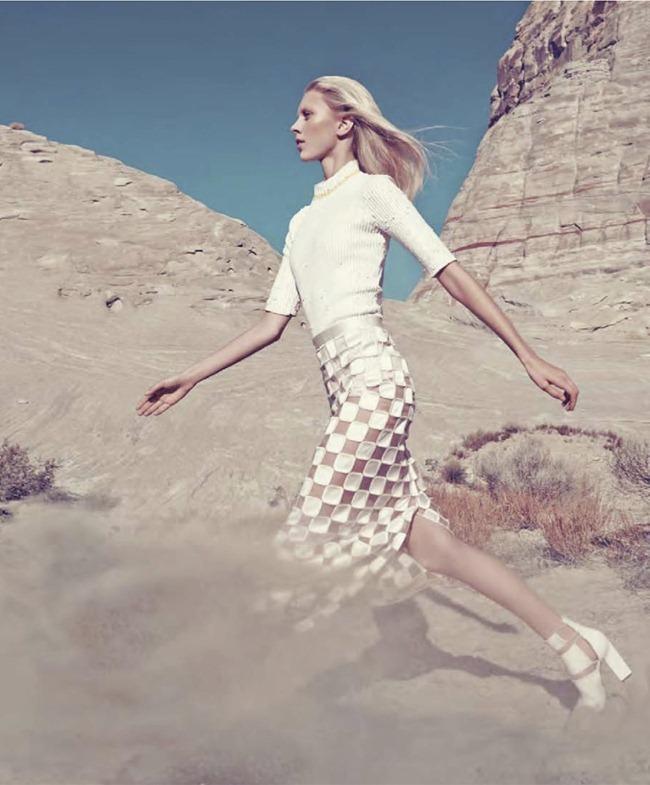 HARPER'S BAZAAR MAGAZINE- Juliana Schurig in What's White Now by Paola Kudacki. Tony Irvine, February 2013, www.imageamplified.com, Image Amplified (10)