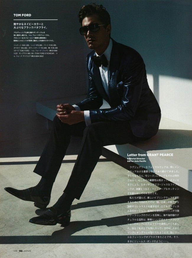 GQ JAPAN- Greg Nawrat in A Natural Elegance by Toshio Onda. Grant Pearce, www.imageamplified.com, Image Amplified (2)