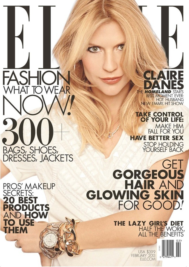 ELLE MAGAZINE- Claire Danes by Carter Smith. Joe Zee, February 2013, www.imageamplified.com, Image Amplified (3)