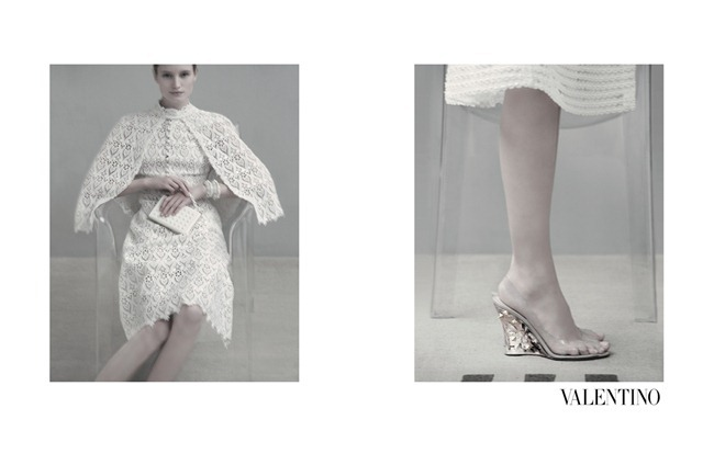 CAMPAIGN- Tilda Lindstam, Codie young, Maud Welzen, Magdalena Jasek & Esther Heesch for Valentino Spring 2013 by Sarah Moon. www.imageamplified.com, Image Amplified (4)