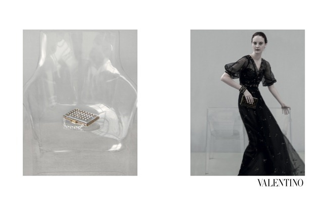 CAMPAIGN- Tilda Lindstam, Codie young, Maud Welzen, Magdalena Jasek & Esther Heesch for Valentino Spring 2013 by Sarah Moon. www.imageamplified.com, Image Amplified (12)