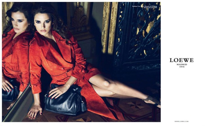 CAMPAIGN- Penelope Cruz & Caio Cesar for Loewe Spring 2013 by Mert & Marcus. www.imageamplified.com, Image Amplified (3)