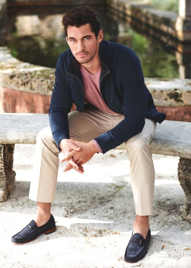 CAMPAIGN- David Gandy for Marks & Spencer's Collezione Spring 2013 by Arnaldo Anaya-Lucca. www.imageamplified.com, Image Amplified (1)