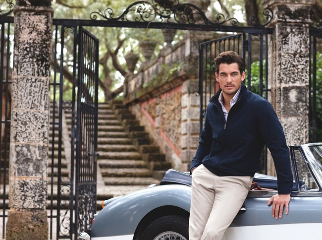 CAMPAIGN- David Gandy for Marks & Spencer's Collezione Spring 2013 by Arnaldo Anaya-Lucca. www.imageamplified.com, Image Amplified (2)