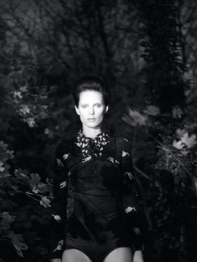 PURPLE FASHION- Iris Strubegger in Midnight In Paris by Glen Luchford. Camille Bidault Waddington, Spring 2013, www.imageamplified.com, Image Amplified (2)