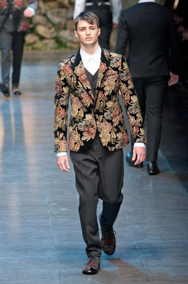 MILAN FASHION WEEK- Dolce & Gabbana Fall 2013. www.imageamplified.com, Image Amplified (77)