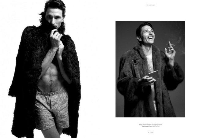 CANDY MAGAZINE- Andres Velencoso Segura in Fur God's Sake by Xevi Muntane. Ana Murillas, Winter 2012, www.imageamplified.com, Image Amplified (3)