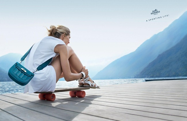 CAMPAIGN- Iselin Steiro for Hermes Spring 2013 by Nathaniel Goldberg. www.imageamplified.com, Image Amplified (3)