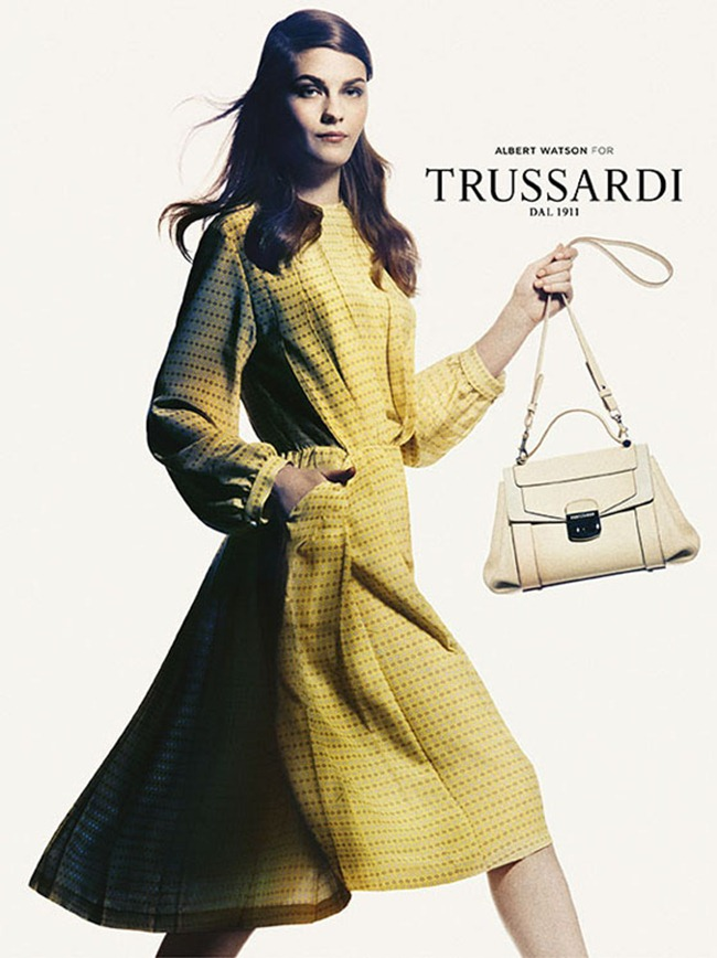 CAMPAIGN- Amber Anderson & Boyd Holbrook for Trussardi Spring 2013 by Albert Watson. www.imageamplified.com, Image Amplified (4)