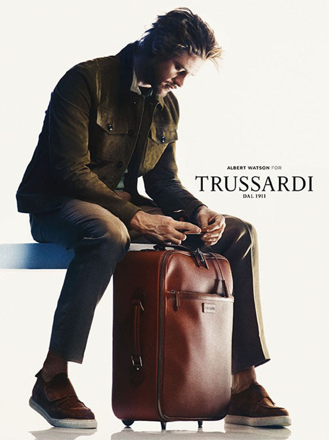 CAMPAIGN- Amber Anderson & Boyd Holbrook for Trussardi Spring 2013 by Albert Watson. www.imageamplified.com, Image Amplified (6)