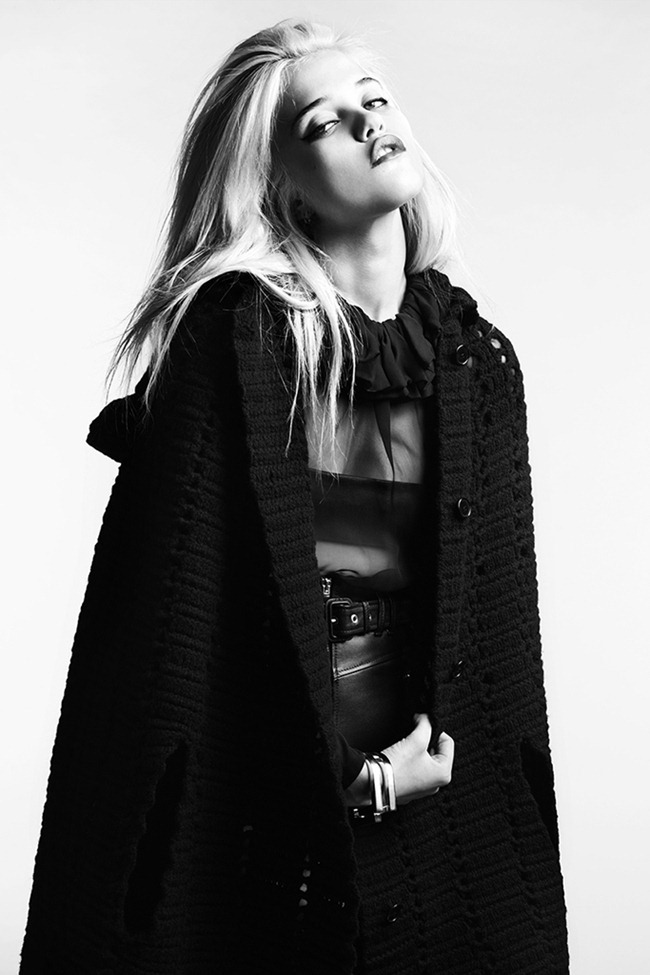 COLLECTION- Sky Ferreira for Saint Laurent Paris Pre-Fall 2013. www.imageamplified.com, Image Amplified (16)